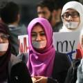 وضعیت حجاب در فرانسه