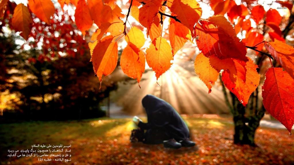 نماز از بین برنده گناهان