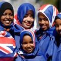 حجاب در انگلیس