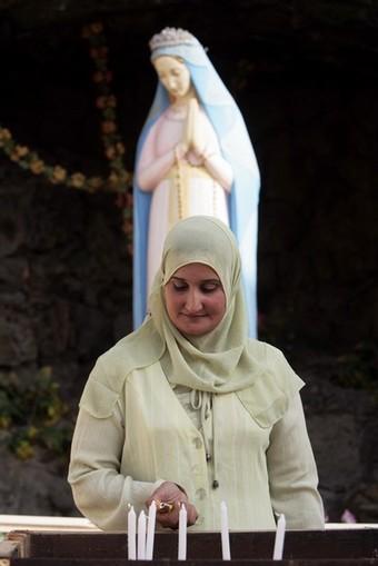 حجاب اقلیت های دینی در صدراسلام
