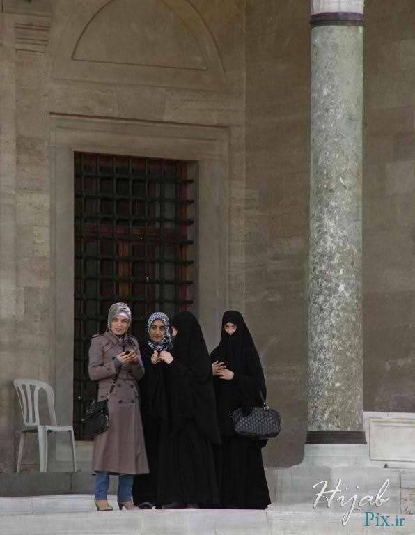 حجاب در کشورهای اسلامی