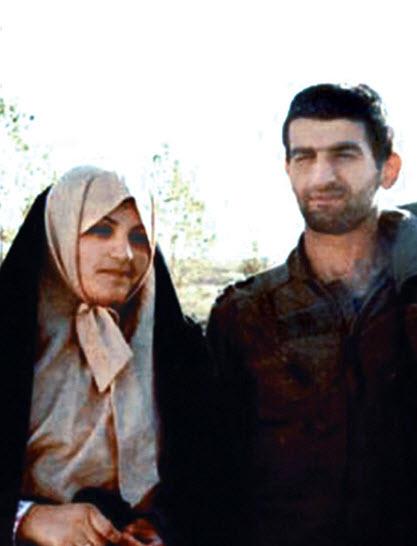 شهید بابایی  وحجاب