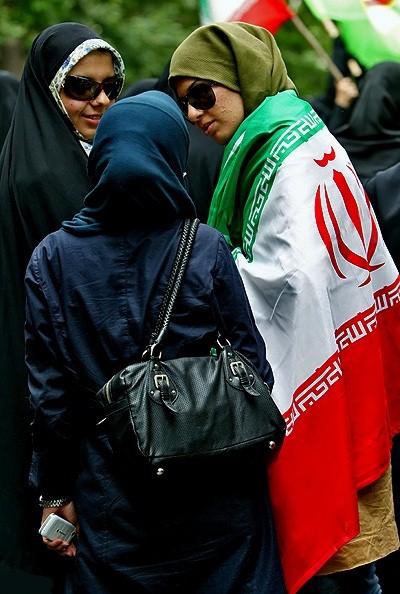 اعتراض به حجاب