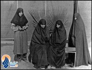 زنان اسیر ایرانی در بند رژیم بعثی عراق