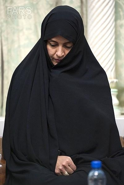 جذابیت حجاب برای بازیگر ایرانی