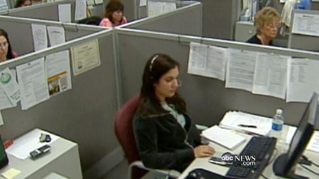 کارمندان زن در کشورهای خارجی