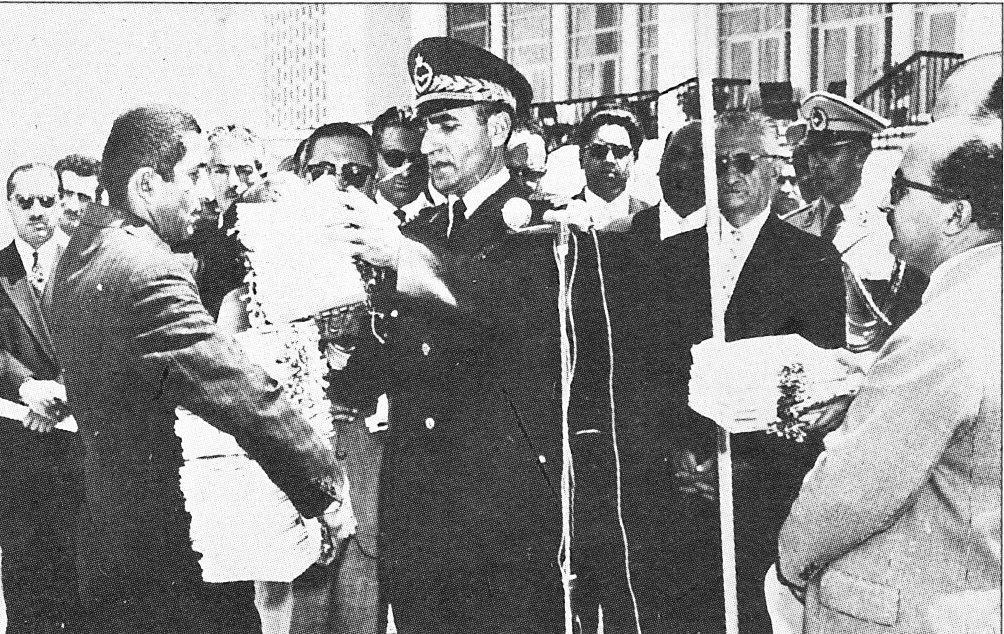 حجاب در زمان محمدرضا پهلوی 2